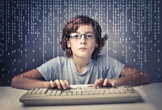 computer-kid